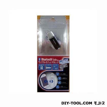 Bluetooth3.0Ver ワイヤレスヘッドセット(AC/DC/USB充電) (WR-08)