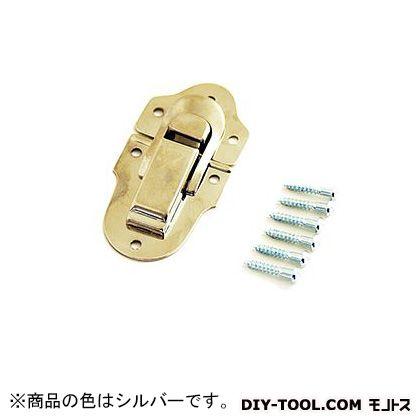 パッチン錠 シルバー  ZY-575