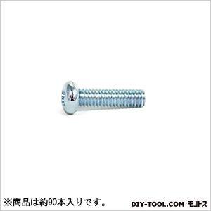 ユニクロ鍋小ネジ ISO  4×15 75502 1袋(約90本)