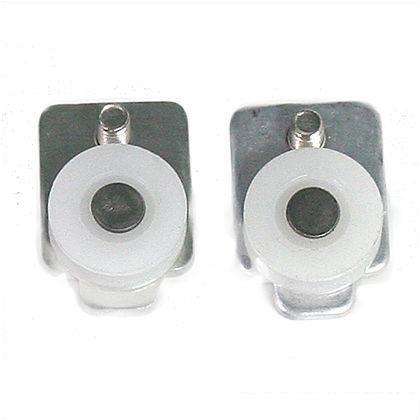 網戸用取替戸車 不二用 (FF-0360) 1袋(2個)