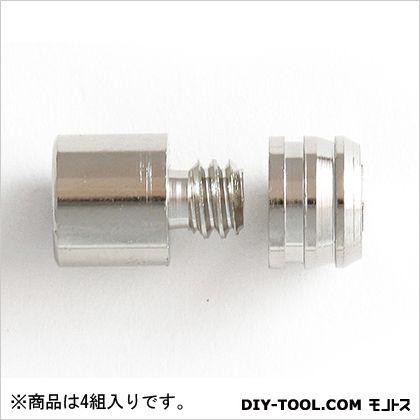 ダボ棚受  10mm Z-165 1袋(4組)