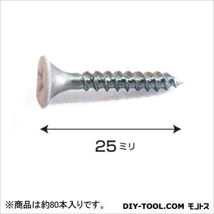 ユニクロ軽天ビス 平頭 白 3.5×25 75276 1袋(約80本)