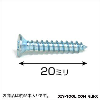 ユニクロ皿頭タッピング  3.5×20 75309 1袋(約95本)