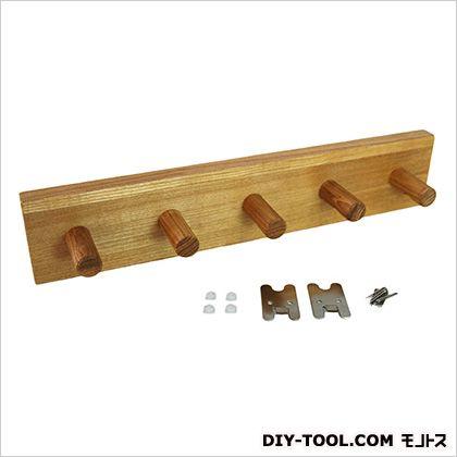 ノーブランド 石膏ボード用 壁掛けフック 5連