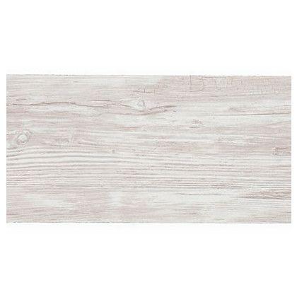 粘着剤付塩ビタイル ホワイト 150×1000×2.0mm (AW5659) 22枚