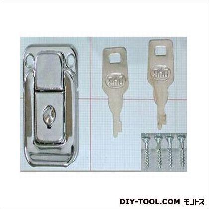 鍵付きパッチン  120x60x7(mm) VB-011 カク P-1614