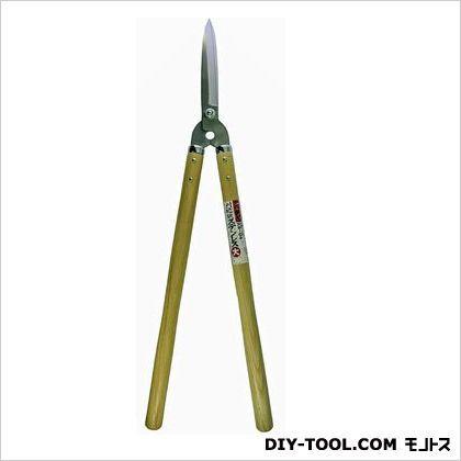 耕作 ステンレス刈込鋏 大  刃長:150mm KS-04