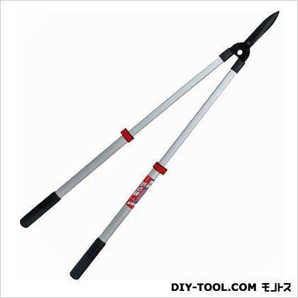 ファミリーツリー アルミ柄 伸縮式刈込鋏  770~1180mm
