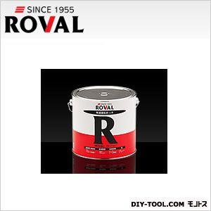 R 高濃度亜鉛末塗料(ジンクリッチペイント) 低VOC塗料 グレー 5kg R-5KG