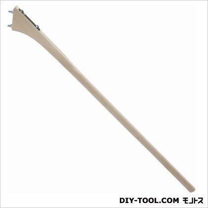 「空柄」 大正鍬の柄 取付金具付  1200mm