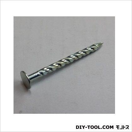 #16 平頭スクリュー釘 ユニクロメッキ 1.6×25 2172511 50本