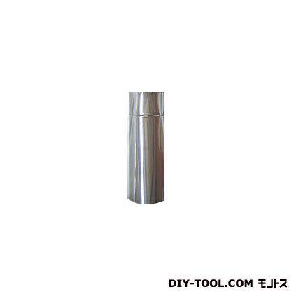 ステンレス 半直筒 120 外径120mm/全長455mm(有効375mm)/厚み0.3mm (D-008)