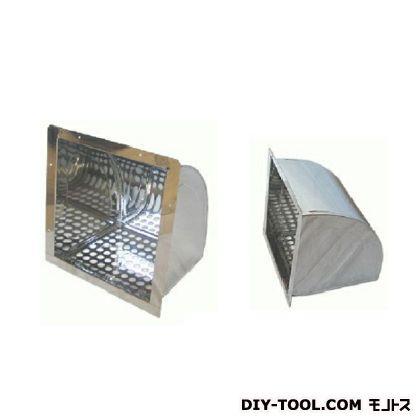 スノーカモシカ ステンレス 換気扇フード250  外径250mm角(200mm換気扇用) D-080
