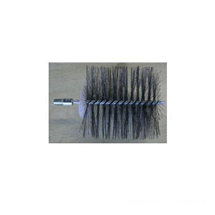 ネジ付ワイヤーブラシ 106 煙突径:105mm用 (D-098)