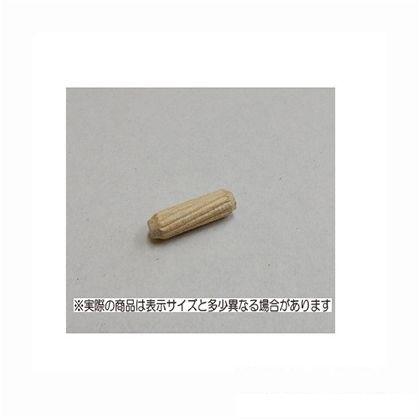 木工ダボ 生地 6x20 9999755 50 個
