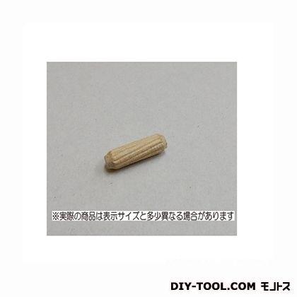 木工ダボ 生地 6x50 9999761 50 個