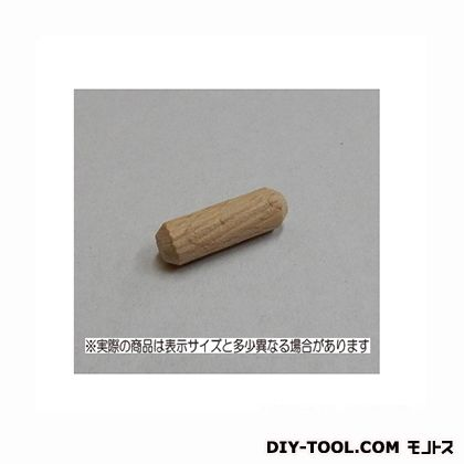 フジテック 木工ダボ 生地 8x20 9999763 50 個