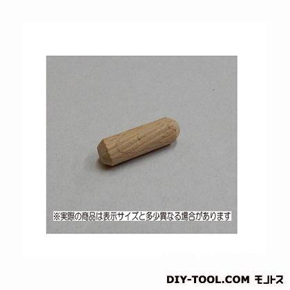 木工ダボ 生地 8x40 9999767 50 個