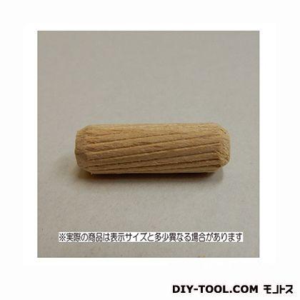 木工ダボ 生地 10x35 9999773 50 個