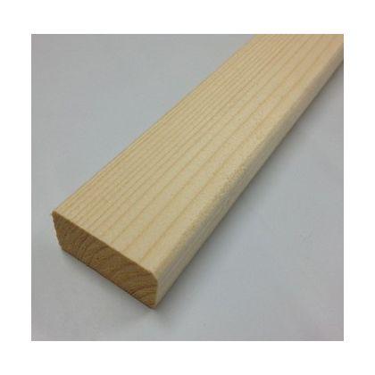 SPF ワンバイ材 1×3材  19×63mm長さ:6フィート(約1820mm) SPF1036 5 枚
