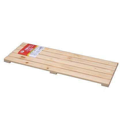 木製すのこ/キャスター付き  800×300×93mm 8033C