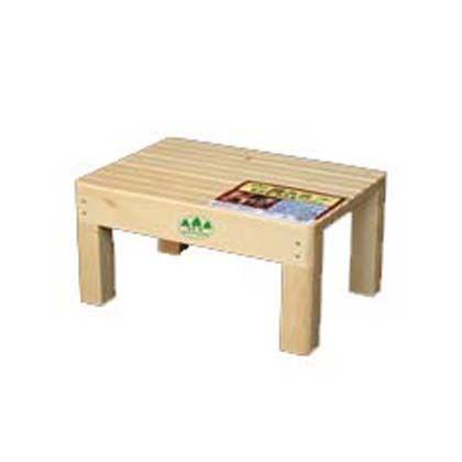 木製踏み台  中