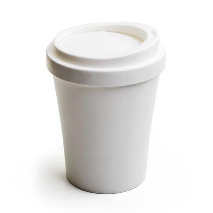 ノーブランド Coffee Bin ダストボックス ホワイト