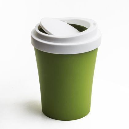 ノーブランド Coffee Bin ダストボックス ミニ グリーン