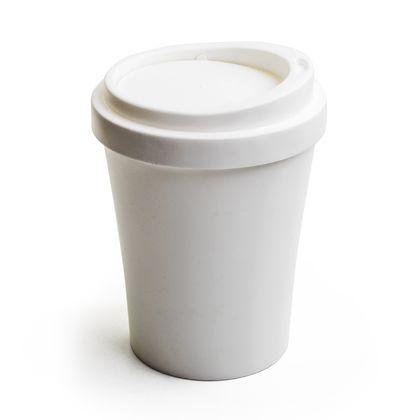 ノーブランド Coffee Bin ダストボックス ミニ ホワイト