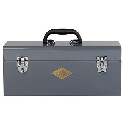 メタルツールボックス  W430×D200×H180mm 591204800