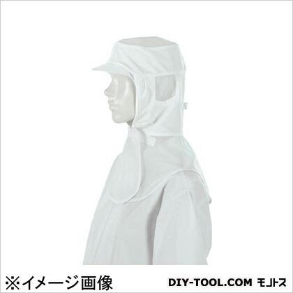 白衣フード25400白 (×1枚) (25400)