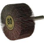 ムゲン軸付フラップホイール32 #320  40×25×6mm MF4025 10 個