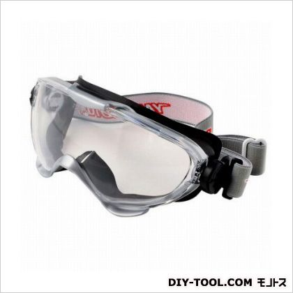 ゴーグル型保護メガネ BLK/SIL BH ブラックシルバー  YG-6000