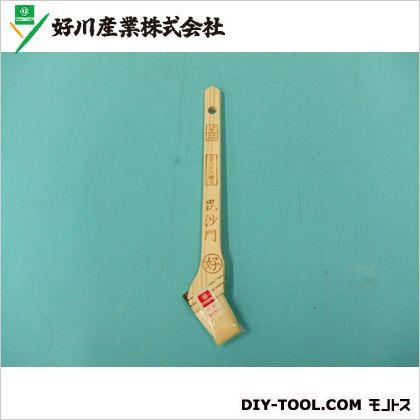 ヤギ毛風化繊刷毛 毘沙門 ユリックス  10号30mm 011663