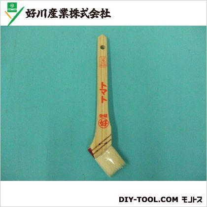 好川産業 白毛刷毛 トマト  10号30mm 011583