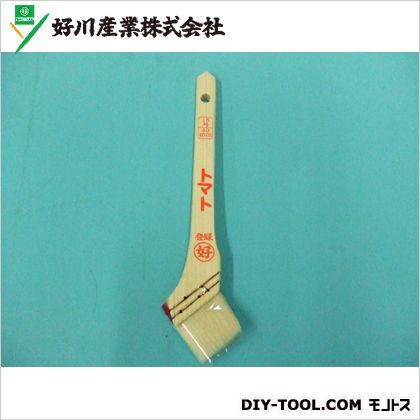 好川産業 白毛刷毛 トマト  15号40mm 011584