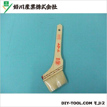 好川産業 白毛刷毛 トマト  30号70mm 011587