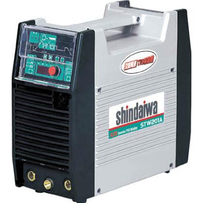 新ダイワ TIG溶接機 交流・直流兼用200A STW201A 1台   STW201A 1 台