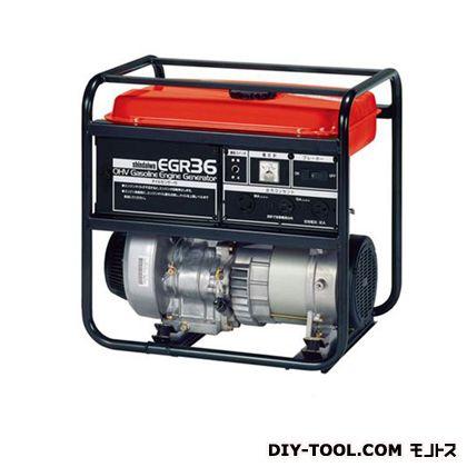 ガソリン発電機  幅×奥行×高さ:430×570×573mm EGR36-B