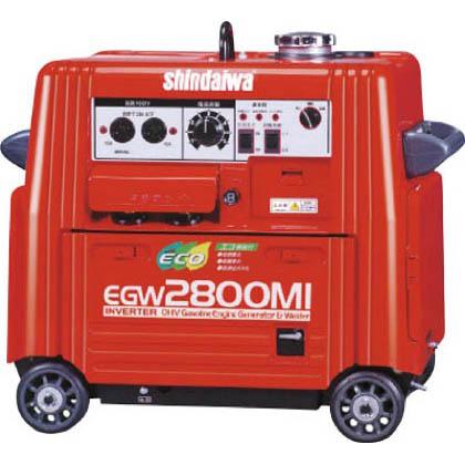 エンジン溶接機  幅×奥行×高さ:466×635×562mm EGW2800MI