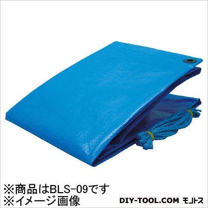 ブルーシート #3000 3.6m×3.6m (BLS09)