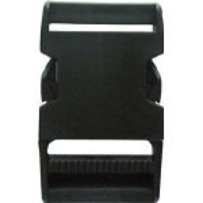 ユタカ金具AバックルA38×L73 ブラック A38×L73 JA08(JA-08 1 個