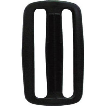 トライグライト(平ベルト専用金具) ブラック (JB09(JB-09) 2個×1袋