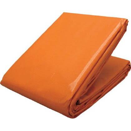 シート#3000オレンジシート1.8m×2.7mオレンジ   OS-02