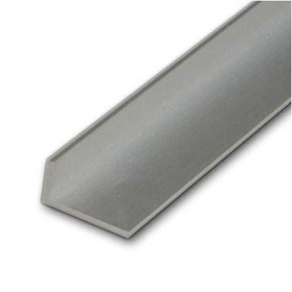 アルミアングル シルバー 2000×50×10×2.0mm (TO-631) 8本