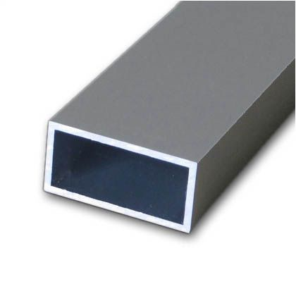 アルミ角パイプ ステンカラー 1000×20×40×2.0mm (TO-821) 4本