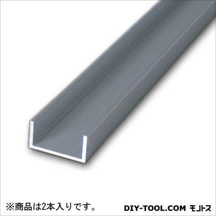 アルミチャンネル シルバー 2000×25×25×2.0mm TN-369 2 本