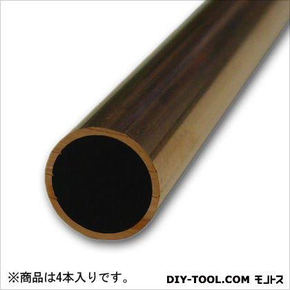 銅丸パイプ 1000×10×0.5mm (TN-937) 4本