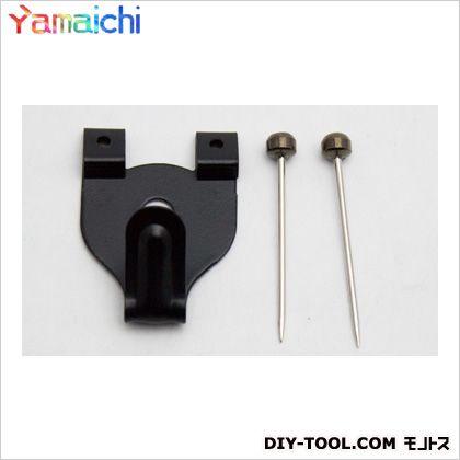 カラーエックスフック 中 黒 aXb:34X25(mm) Y7008-2