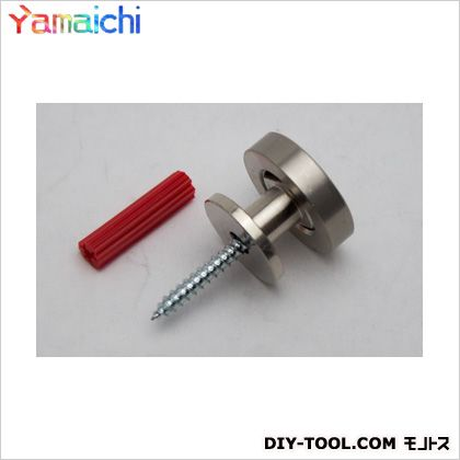 真鍮洋額フック中 白 aXb:20X17(mm) Y7019-2